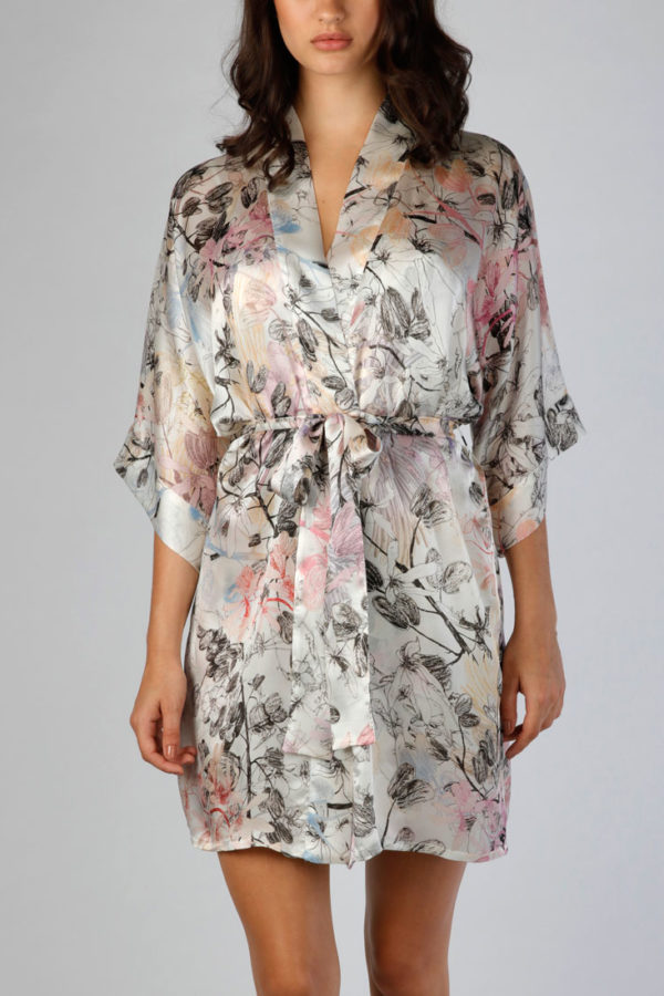 Juliet Short Robe