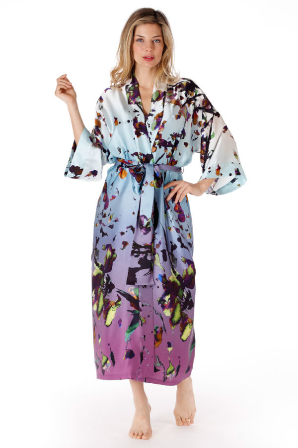Kaleidoscope Long Robe