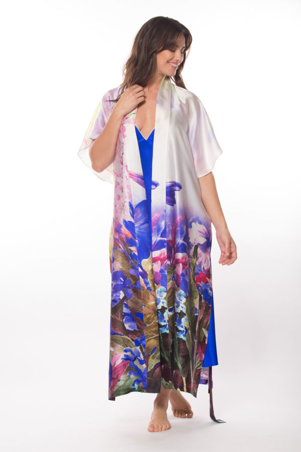 South Pacific Long Robe