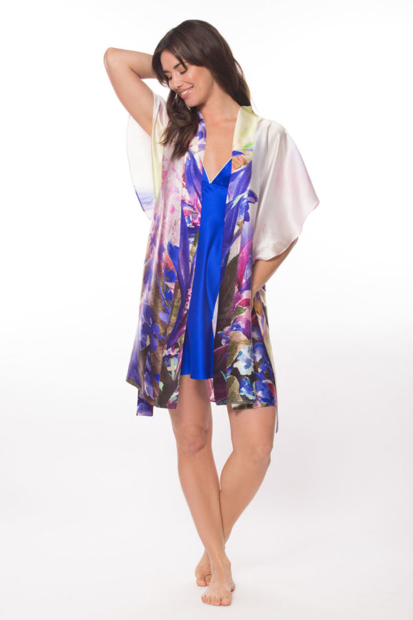 South Pacific Short Robe