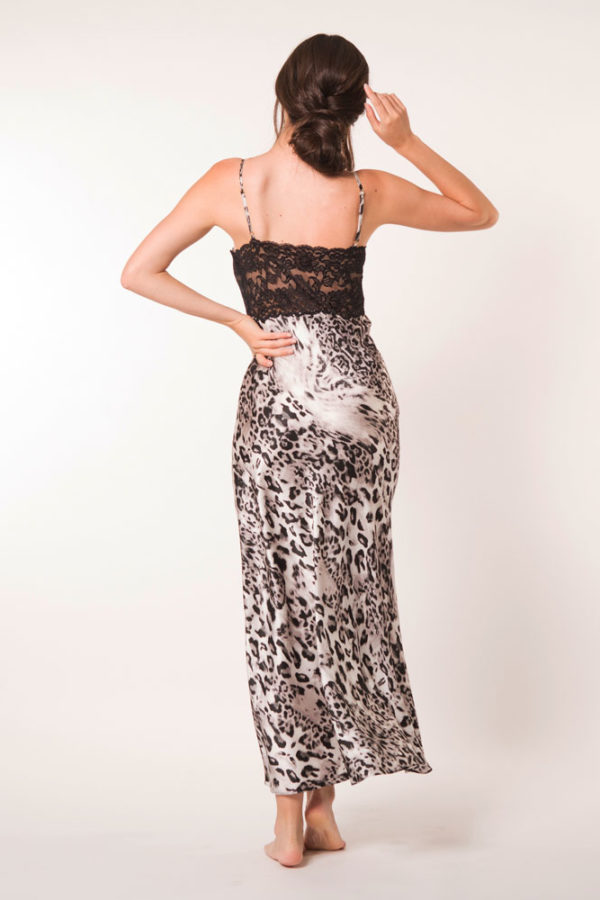 Femme Fatale Gown