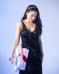 Read more about the article Velvet Robes, Velvet Dresses: The Essence Of Holiday.